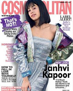 Cosmopolitan January 2019